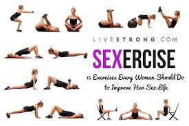15 exercises every woman should do to improve her life
