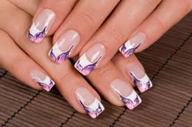 get perfect french manicure home u0026 natural french manicure