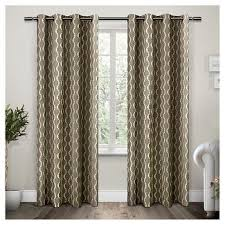 Citrine Curtains 72 Inch Curtains Target