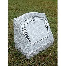 granite headstones granite headstone 24 x12 x4 plain other products