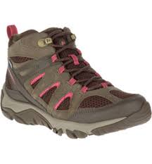 merrell hiking boots at campmor