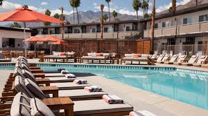 Palm Springs Outdoor Furniture by Gallery V Palm Springs Hotel