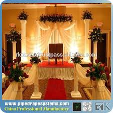 wedding backdrop china china factory price organza wedding backdrop curtain flower