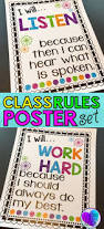 best 25 classroom rules poster ideas on pinterest classroom