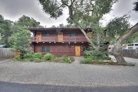 carmel valley village log cabin for sale
