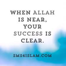 when allah is near largest islamic sms quotes portal