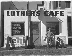 luther s the original luther s cafe from 1949 picture of luther s cafe