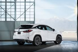 lexus crossover 2016 2016 lexus rx rack and opinion