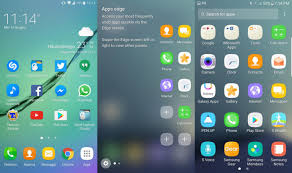 apk laucher samsung galaxy note 7 launcher apk graceux launcher