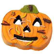 going buggy pumpkin cake wilton