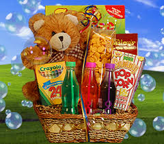 gift baskets for kids birthday gift baskets my romeo gift shop
