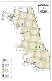 Maps Of Chicago Neighborhoods by City Of Chicago Micro Market Recovery Program