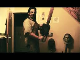 Texas Chainsaw Massacre Halloween Costume Texas Chainsaw Massacre Beginning Costume Test