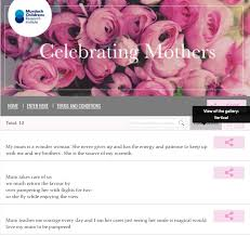 ideas of promotions and contest for mother u0027s day
