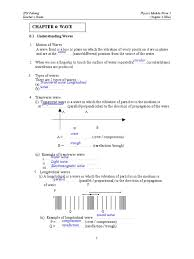 light waves chem worksheet 5 1 answer key chapter 6 waves teacher s guide interference wave propagation