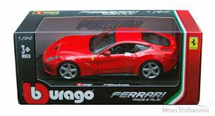 f12 model f12 berlinetta top bburago 26007 1 24 scale diecast