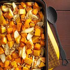 harvest squash medley recipe taste of home