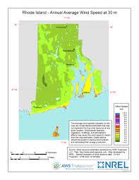 Rhode Island vegetaion images Windexchange rhode island 30 meter residential scale wind jpg