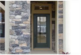 Exterior Glass Door Inserts Glass Door Inserts For Fiberglass Prehung Exterior Entry Doors