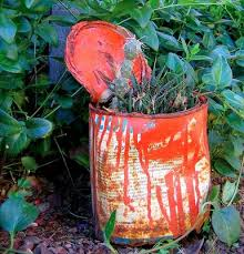 Ideas For Container Gardens - container gardening ideas hilarious new places to grow flowers