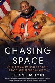 chasing space leland melvin hardcover