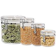 colored glass kitchen canisters kitchen canisters glass canister sets for coffee bed bath beyond