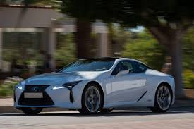 old lexus coupe models driven the brand new lexus lc500 hybrid coupé performance car