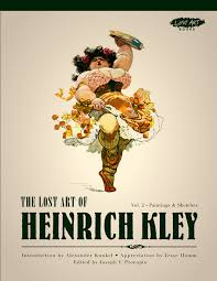 the lost art of heinrich kley volumes 1 u0026 2 u2013 lost art books