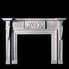 portland stone fireplace carved and designed in england by paul