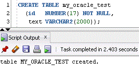 Create Table Oracle Sql Static Sql Vs Dynamic Sql With Bind Variables Oracle