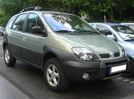 renault scenic 2007 file renault scénic rx4 front jpg wikimedia commons