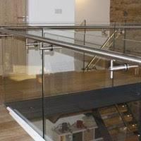 Handrail Holders Morse Industries L Stainless Steel Handrail Kits U0026 Glass Rail
