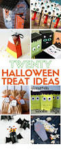 Easy To Make Halloween Snacks by Best 25 Halloween Gifts Ideas On Pinterest Halloween Party