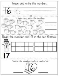 great worksheets with cute monster robot illustrations for