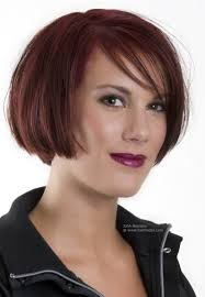 johnbeerens hairstyler simple chin length bob hairstyle with a lightly textured fringe