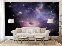 Wall Mural Sunrise In A Forest Wall Paper Self Adhesive Nebula Galaxy Wall Mural Self Adhesive Large 3d Photo Mural