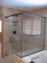 Custom Glass Doors For Showers by Shower Door U0026 Residential Gallery East Side Glass