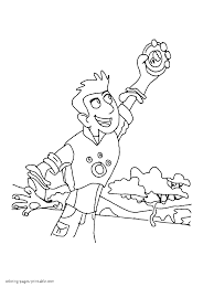 download coloring pages wild kratts coloring pages wild kratts