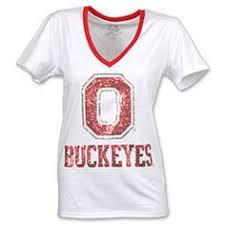 ohio state alumni hat ohio state buckeyes ash scoop neck fleece sweatshirt