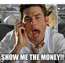 Show Me The Money Meme - a trak announces goldie awards new dj beat battle competition