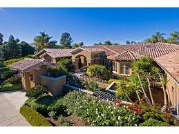 luxury one story homes single story homes for sale in rancho santa fe kyle stanley