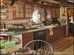Primitive Kitchen Decorating Ideas Kitchen Theme Ideas For Decorating Willow Tree Primitive Decor