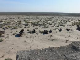 Aral Sea Map The Aral Sea Woz Ere The Best Travelled Best Travelled People