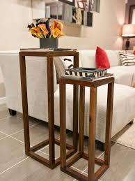 livingroom end tables nesting end tables