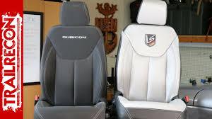 Jeep Wrangler Leather Interior Leather Seats Interior Kit Install Jeep Wrangler Youtube