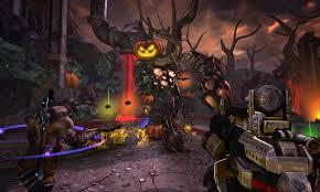 halloween themed steam background borderlands 2 headhunter 1 bloody harvest steamnext