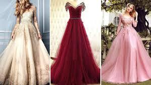 latest party wear dress designs collection 2017 anarkali dress