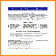 Senior Business Analyst Resume Beautiful Ict Business Analyst Resume Contemporary Simple Resume