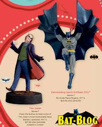 bat batman toys and collectibles hallmark cards