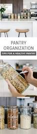 best 20 glass storage jars ideas on pinterest kitchen canisters pantry organization tips for a creating a healthy pantry